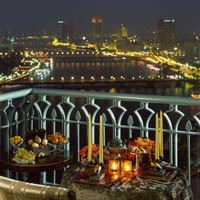 Hotel FOUR SEASONS HOTEL CAIRO AT NILE PLAZA, Cairo, Egypt